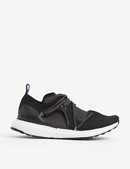 ADIDAS BY STELLA MCCARTNEY: Ultraboost T knit running trainers