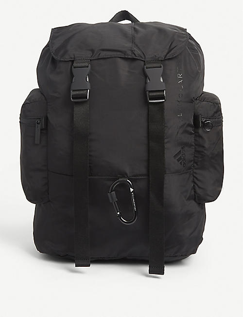ADIDAS BY STELLA MCCARTNEY: Recycled nylon trek backpack