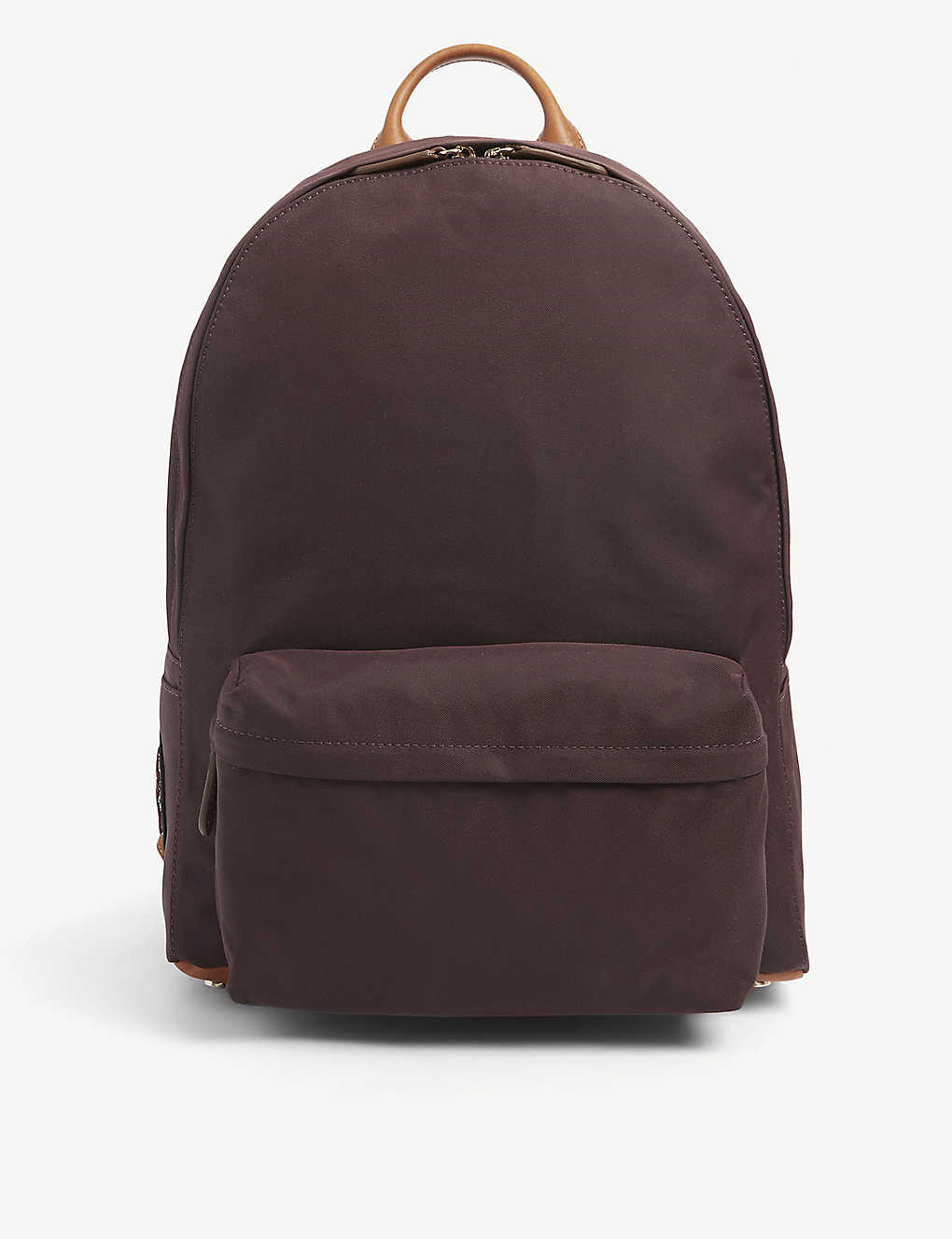 ELEVENTY: Zipped nylon backpack