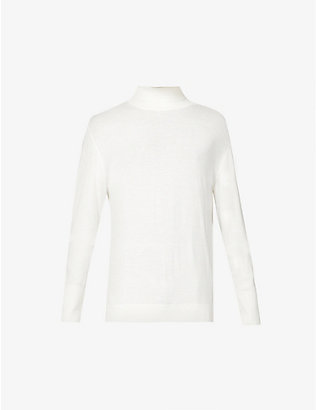 ELEVENTY: Avalon turtleneck wool jumper
