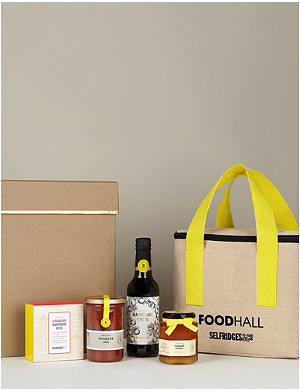 SELFRIDGES SELECTION Picnic Treats hamper
