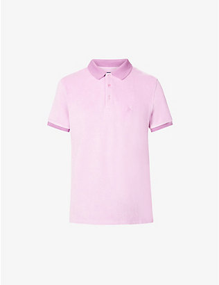 VILEBREQUIN: Towelling polo shirt