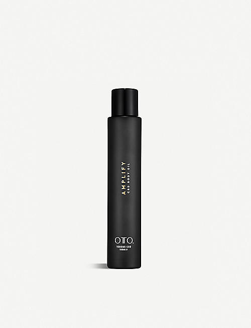 OTO: Amplify 1,000mg CBD body oil 100ml