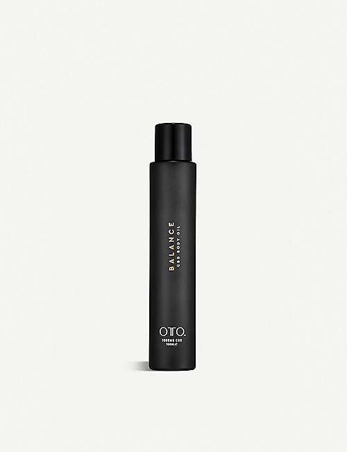 OTO: Balance 1,000mg CBD body oil 100ml