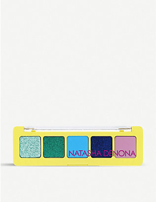 NATASHA DENONA: Mini Tropic eyeshadow palette 0.8g
