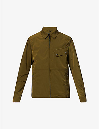 BELSTAFF: Camber water-repellent shell jacket