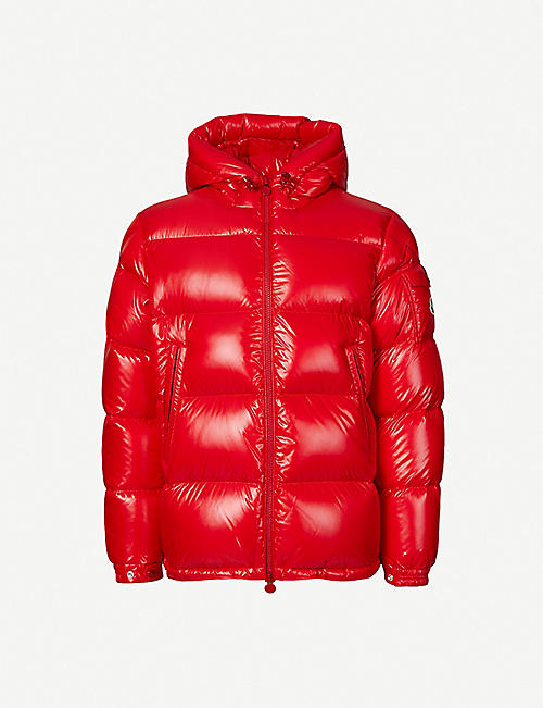 MONCLER: Ecrins down shell jacket