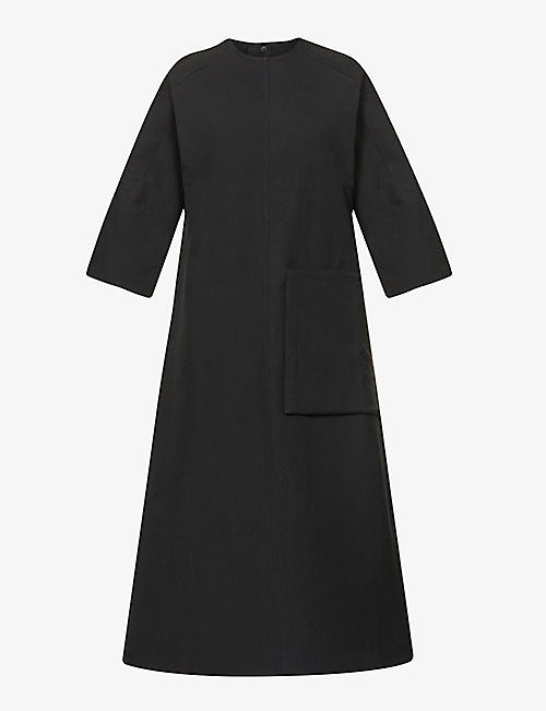 TOOGOOD: The Fencer cotton maxi dress
