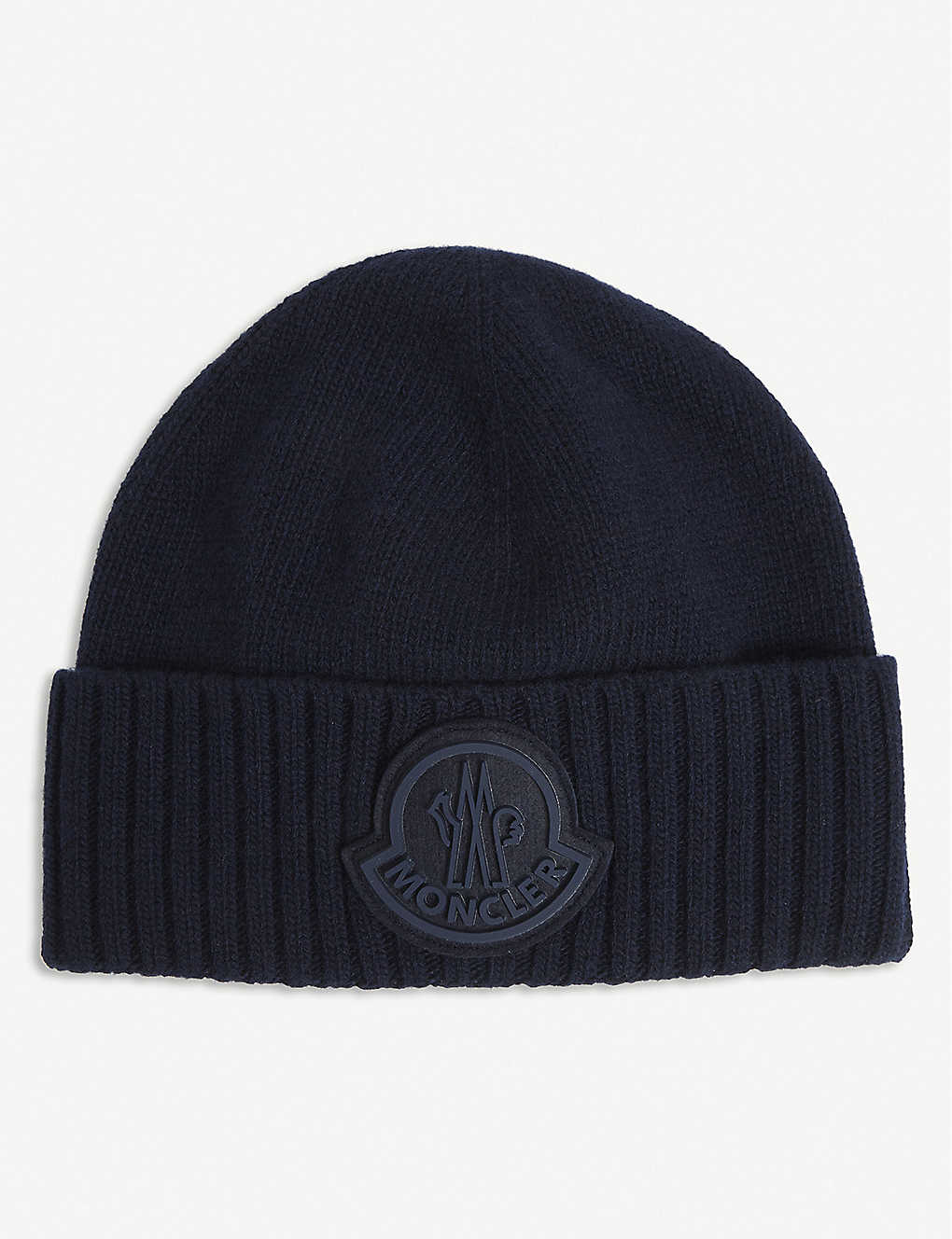 MONCLER: Berretto wool beanie