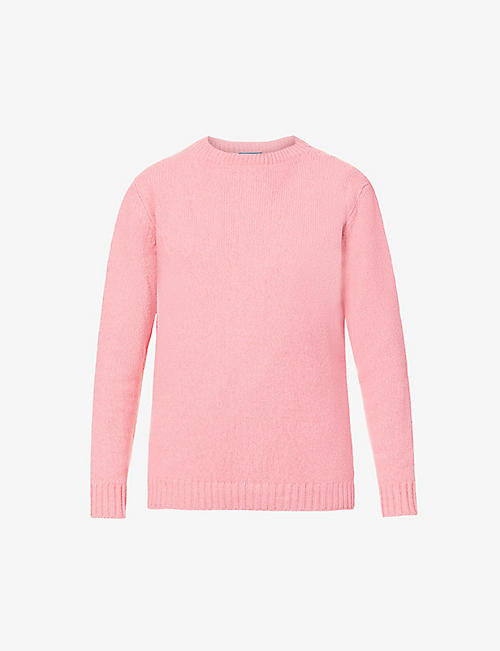 PRADA: Lana wool- and cashmere-blend jumper