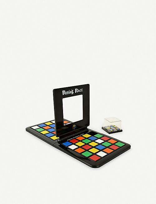 RUBIK'S CUBE: Rubik's Race game