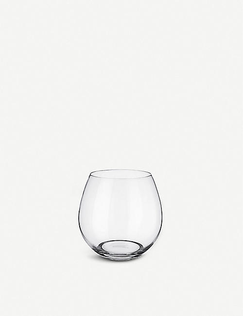 VILLEROY & BOCH: Entrée crystal-glass tumblers set of four
