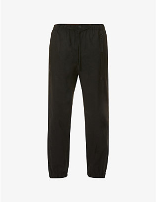 CRAIG GREEN: Utility cotton trousers