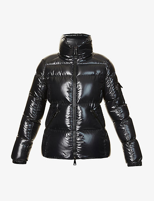 MONCLER: Moyade shell-down coat