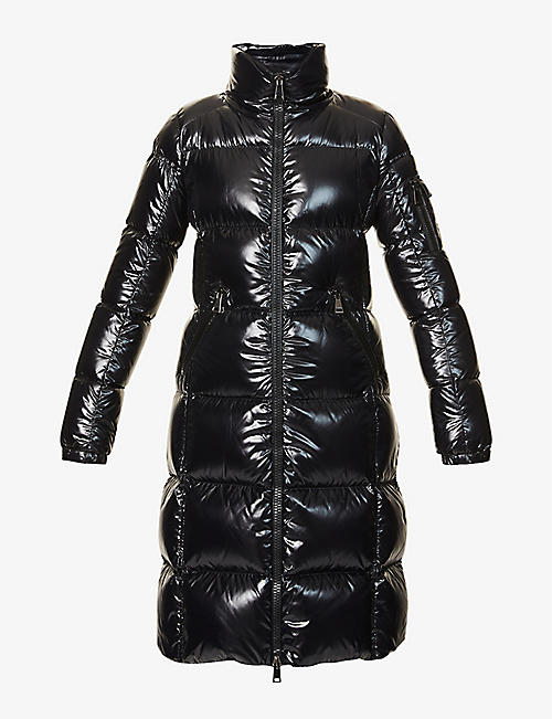 MONCLER: Moyadons shell-down coat