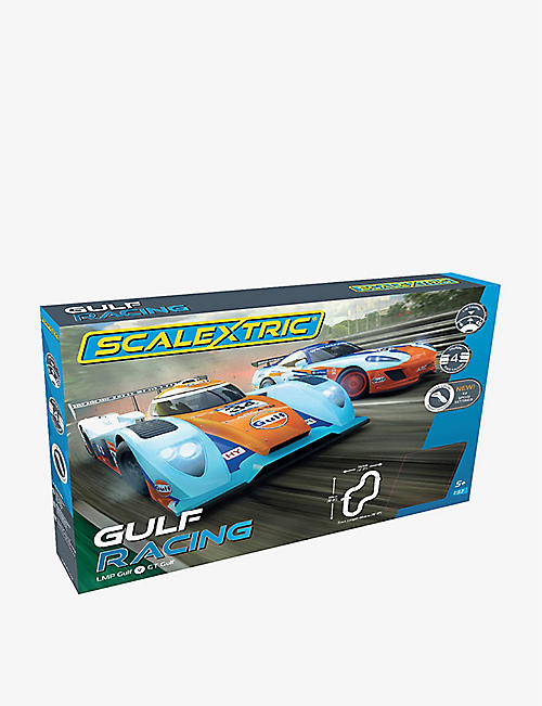 SCALEXTRIC: Gulf Racing set