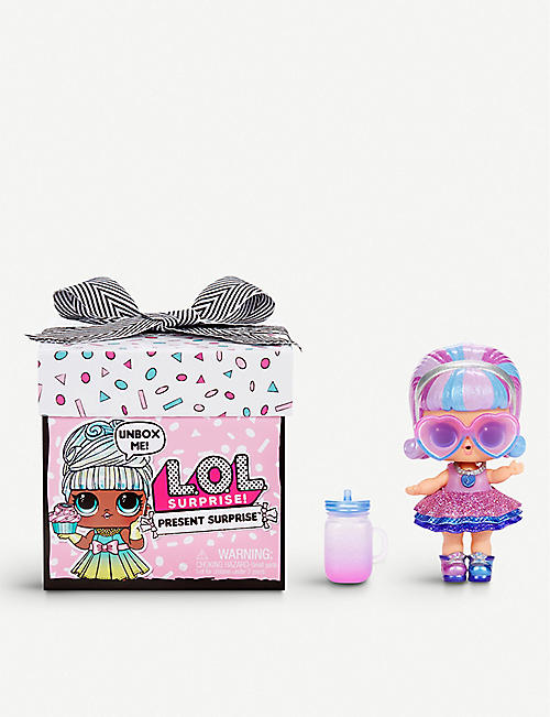 L.O.L. SURPRISE: Present Surprise assorted toy set
