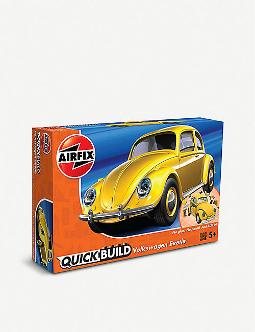 QUICKBUILD: QUICK BUILD VW Beetle model kit 20cm