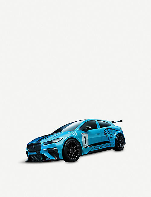 QUICKBUILD: QUICK BUILD Jaguar I-PACE eTROPHY model kit cm 25.4cm