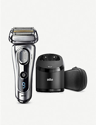 BRAUN: Braun Series 9 wet and dry smart shaver