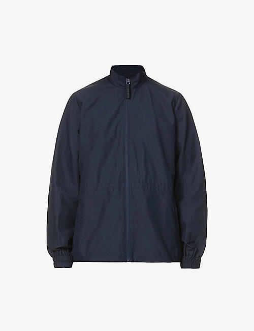 WON HUNDRED: Savannah zip-up shell jacket