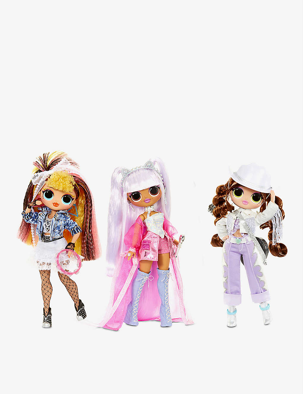 L.O.L. SURPRISE: LOL Remix assorted fashion dolls