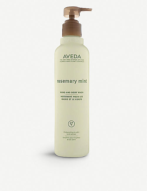 AVEDA: Rosemary Mint hand and body wash 250ml