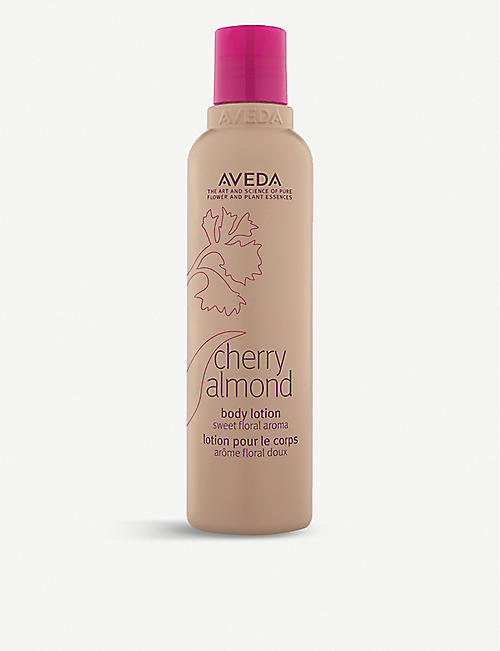 AVEDA: Cherry Almond body lotion 200ml