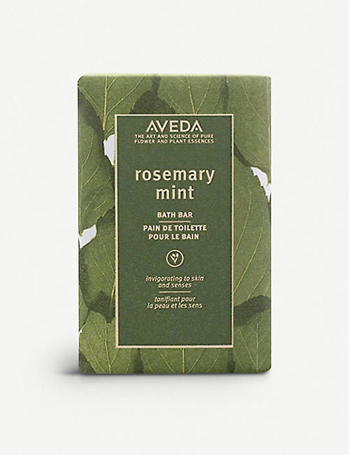 AVEDA: Rosemary Mint bath bar 200g