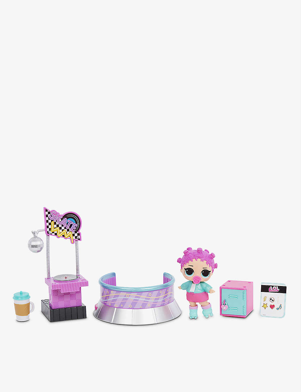 L.O.L. SURPRISE: Furniture Road Trip assorted toy set