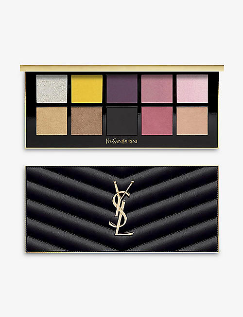 YVES SAINT LAURENT: Couture Colour Clutch Paris eyeshadow palette