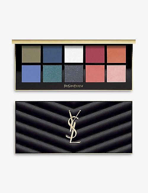 YVES SAINT LAURENT: Couture Colour Clutch Marrakech eyeshadow palette