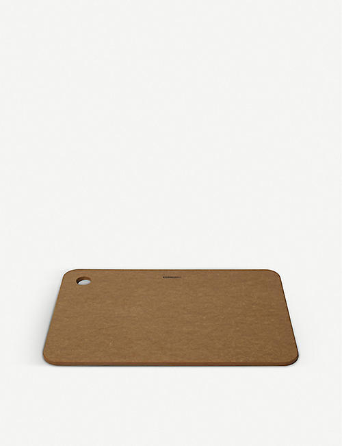 COMBEKK HOMEWARE: Recycled paper chopping board 20cm x 30cm