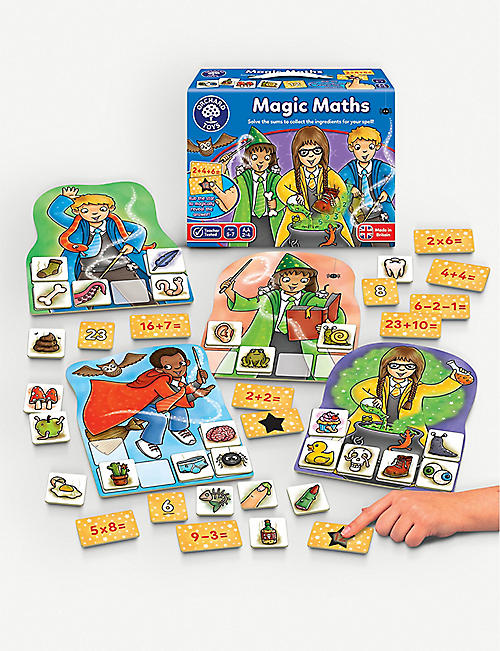 ORCHARD TOYS: Magic Maths game