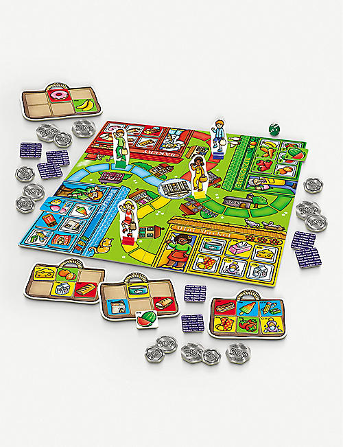 ORCHARD TOYS: Pop to the Shops board game