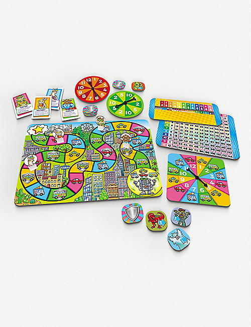ORCHARD TOYS: Times Tables Heroes board game