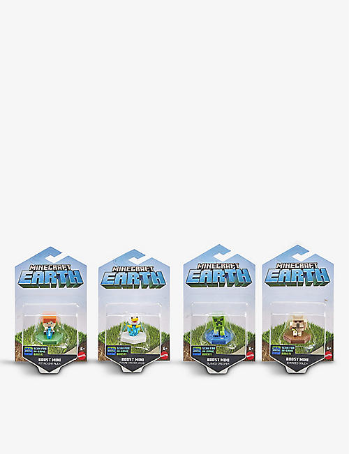MINECRAFT: Earth Boost assorted mini figure