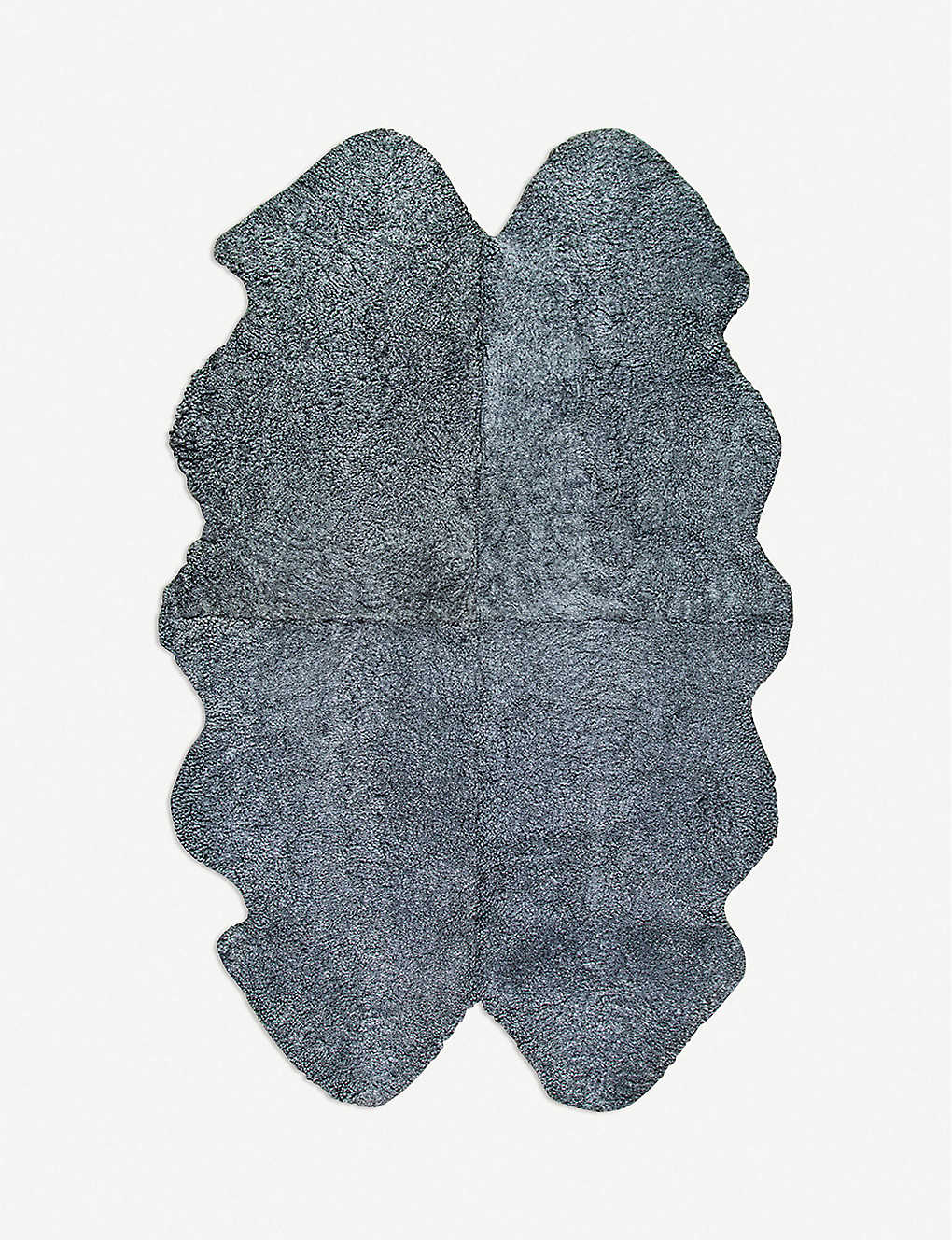 THE CONRAN SHOP: New Zealand sheepskin rug 110cm x 180m