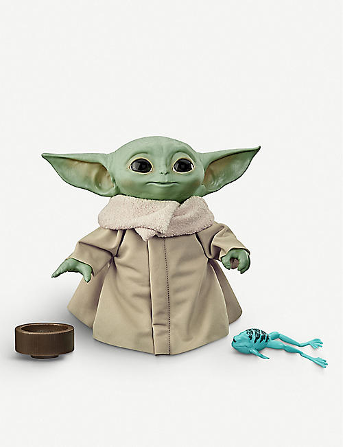 STAR WARS: The Child talking soft toy 20cm