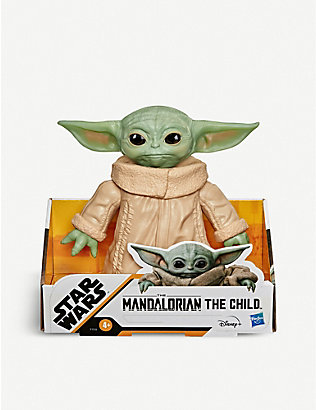STAR WARS:The Mandalorian The Child 可动玩偶 17 厘米