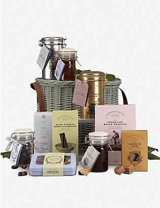 CARTWRIGHT & BUTLER: The Garden Picnic Hamper
