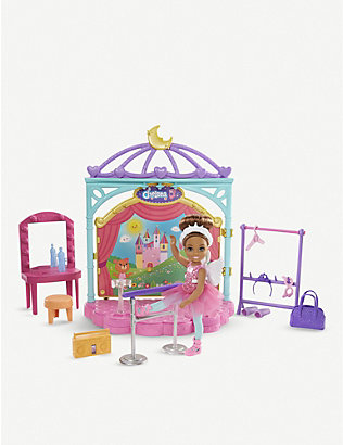 BARBIE: Barbie® Club Chelsea™ Ballet Playset