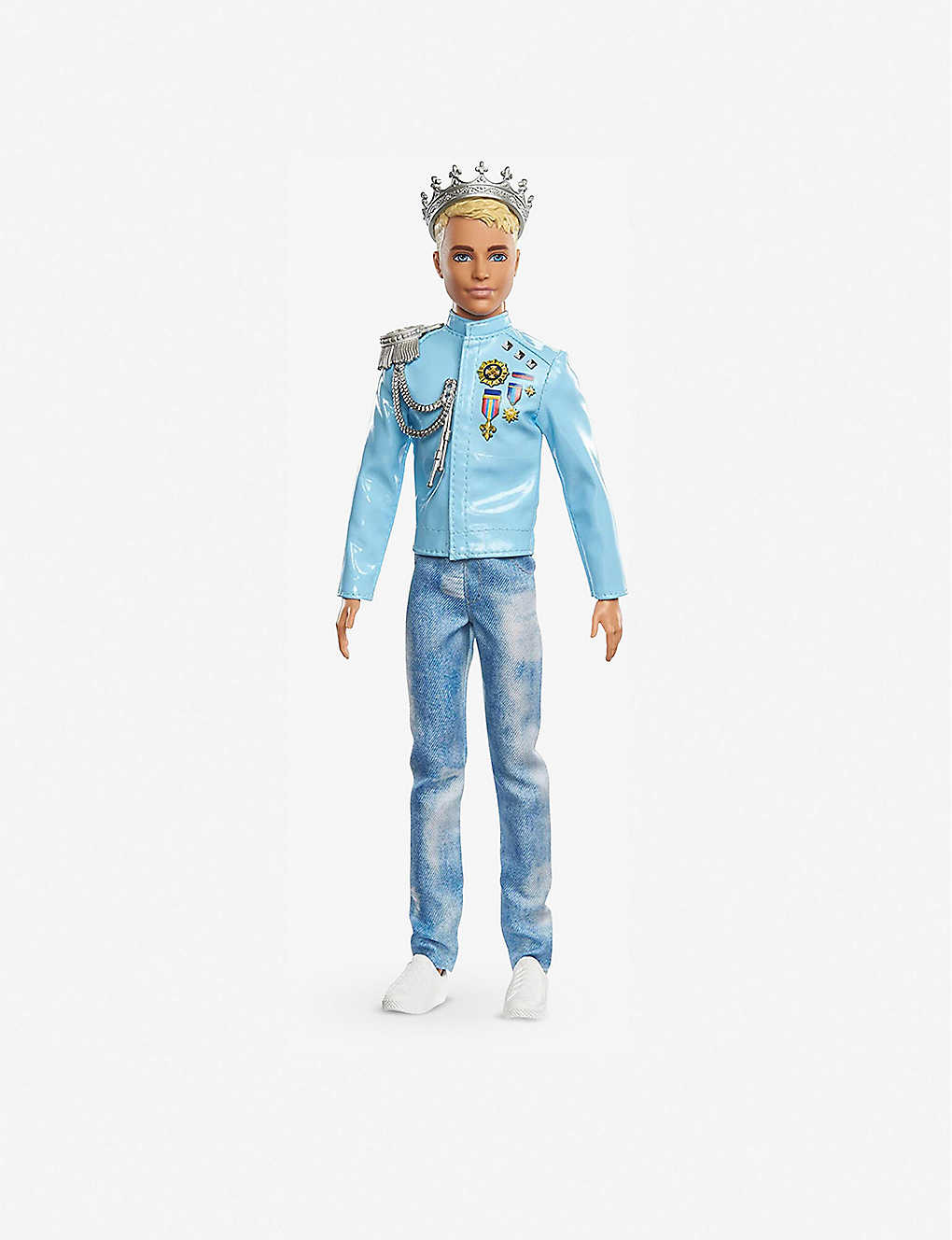 BARBIE: Barbie Princess Adventure Prince Ken doll