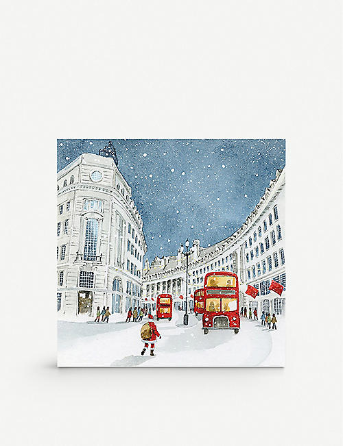THE ART FILE: London Red Bus charity greeting card pack of six