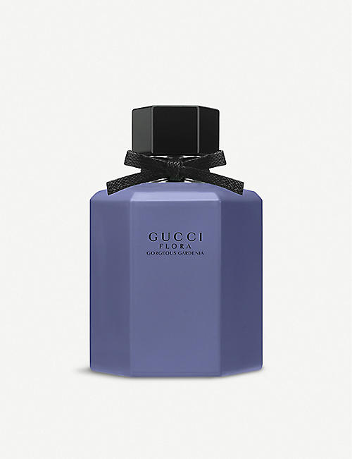 GUCCI: Flora Gorgeous Gardenia limited-edition eau de toilette 50ml