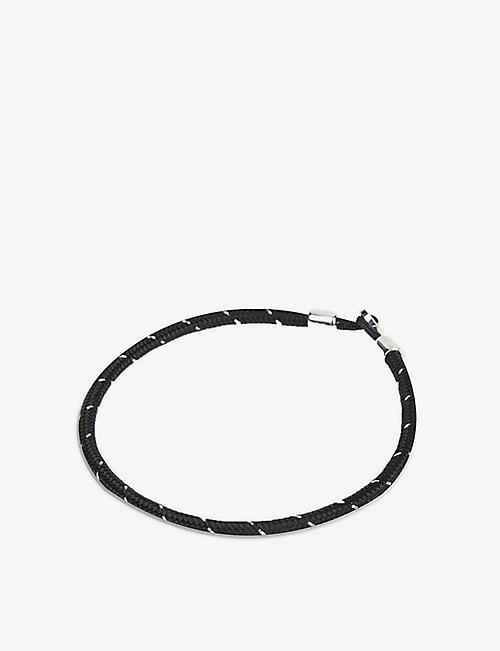 MIANSAI: Nexus leather bracelet