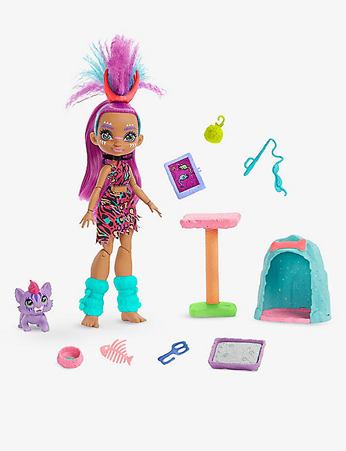 CAVE CLUB: Wild About Cats play set