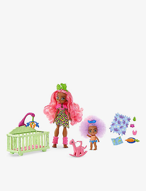 CAVE CLUB: Wild About Babysitting play set