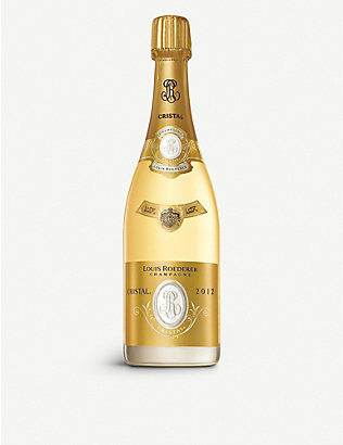 LOUIS ROEDERER: Louis Roederer 2012 Cristal Blanc champagne 750ml