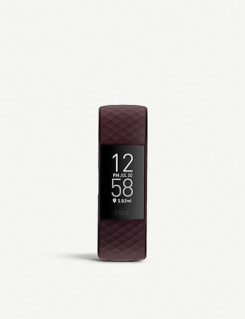 FITBIT: Charge 4 Fitness Tracker